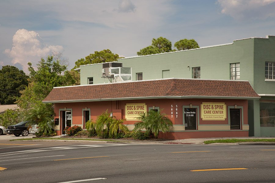 Disc and Spine Care Clinic Pinellas Park
